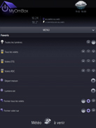 Second display mode automation reduces space on iPad & Android tablet