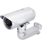 Generic IP camera with remote access